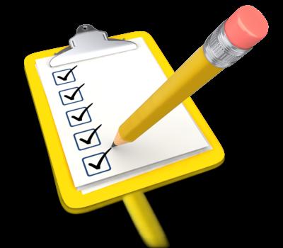 pencil_draw_checkmark_yellow_clipboard_400_clr
